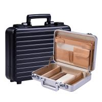 Buy cheap MS-M-04 Customized Aluminum Alloy Attache Case | Brand New Good Quality Aluminum from wholesalers