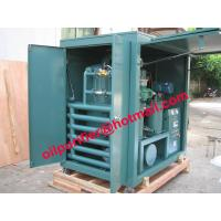 Fully enclosed type Transformer Oil Filtration Plant, Used Oil Filtering Unit, particulates removal,dewater,degas Manufactures