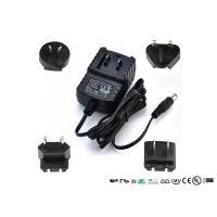 AC DC Interchangeable Plug Power Adapter 5V 1A 2A 1000mA 2000mA Manufactures