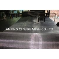 304 / 316 Plain Weave Stainless Steel Wire Mesh For Filter Wire Screen Manufactures