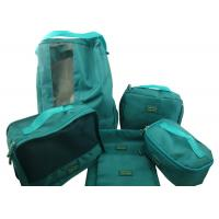 Resuable Travel Garment Bag , Travel Packing Cubes For Packing Clothes Manufactures