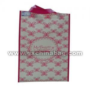 GX2012023 Shopping Bag silk printing durable good quality Manufactures