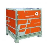 Weatherproof Collapsible IBC Container Customized Size And Colors Manufactures
