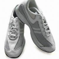 Men's Sports Shoes with Leather Upper and Rubber Outsole, Available in Many Color and Sizes Manufactures