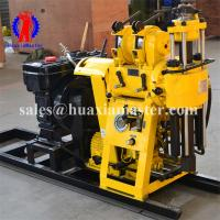 Direct selling hot selling transfer model high efficiency small hydraulic rig rotary 100 meters eating well drill Manufactures
