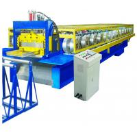 Auto Operation Standing Seam Metal Roof Machine 12-18m/Min CE SGS Approved Manufactures