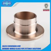 China DIN 86037 COMPOSITE WELD NECK WN FLANGE INNER FLANGE on sale