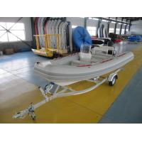 China 540cm orca Hypalon resucing ,patrolling and   water viewing multi-purpose  inflatable rib boat  rib540 on sale