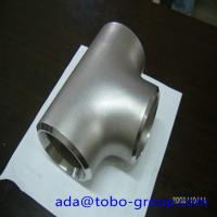 ASTM SS316 Thread Socket Weld Stainless Steel Reducing Tee Size 1-48 Inch Manufactures