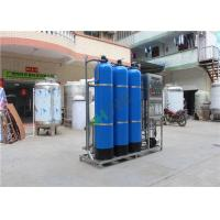 Deep Well Water Treatment RO Filtration Plant with Reverse Osmosis RO Filtration System Machine Manufactures