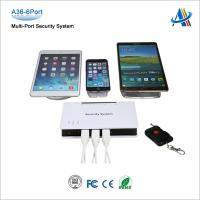 Retail open display security controller with power and alarm for mobile phone A36-6port Manufactures