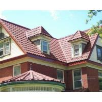 Roman Stone Coated Metal Roof Tile Light Weight Roof sheet