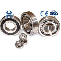 Open Seal Non - Separable Deep Groove Ball Bearing 6014 For Machine Tools Manufactures