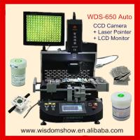 China Wisdomshow big promotion! Cheap bga rework station WDS-650 for laptop motherboard repair on sale