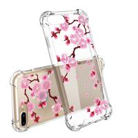 Plum Slim Scratch Resistant Hard PC TPU Bumper Cell Phone Cases For IPhone 7 Plus Manufactures