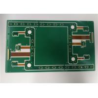 Flexible Rigid Automotive Printed Circuit Board Assembly FR4 DIP Technology Support Manufactures