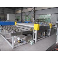Buy cheap Full Automatically Double Glazing Machinery Horizontal Glass Washer from wholesalers