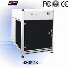 2d/3D Crystal Laser Engraving Machinery (HSGP-4KB) Manufactures