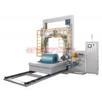 China Compact Design Cable Wrapping Machine Robust Construction Long Service Life on sale
