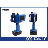 Intelligent Large Character Portable Handheld Inkjet Printer Date Code CE ROHS Manufactures