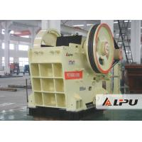 China PEV600×900 Primary Crushing Stone Jaw Crusher for Granite Limestone Marble Stone on sale