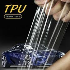 China Factory Nano Ceramic Coating Transparent TPU PPF Car Paint Protective Film on sale