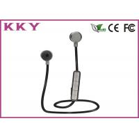 China Cell Phone Bluetooth Headset Sport , Bluetooth Sport Earbuds 300 Hours Standby on sale