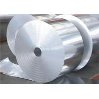China PE Silver Aluminium Foil Laminated Paper Alloy 8011 Roof Heat Insulation on sale