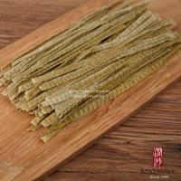 Organic Vegetarian Edamame Japanese Style Noodles Nature Soybean Fettuccine Manufactures