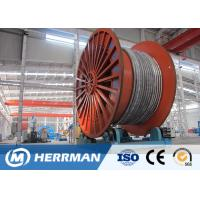 High Efficiency Hose Making Machine Under Roller Type Pipe Take Up Stand Manufactures