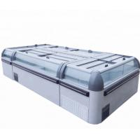 1000L Open Top Meat And Fish Deep Display Freezer For Supermarket Manufactures