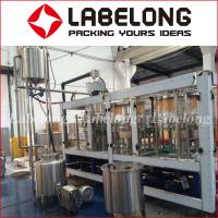 China Apple / Kiwi Juice Bottling Machine For 330ML Aluminum Can CE Certification on sale