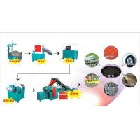 Buy cheap Waste Tyre Recycling Machine,Rubber Powder Poduction Line,Rubber Powder Machine from wholesalers