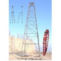 Oil Directional Drilling Tower Mechanical , Borehole Drilling Machine Manufactures