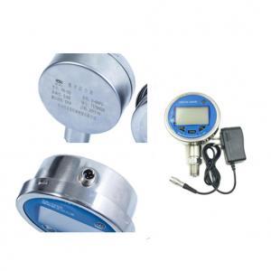 China 100mm diameter smart wise digital pressure gauge on sale