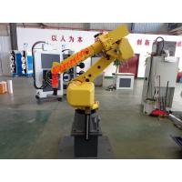 China High tech industrial robot arm grinding polishing machine for hardware Accessories on sale