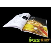 China Recycled Art Paper Color Booklet Printing With C2s Art Paper on sale