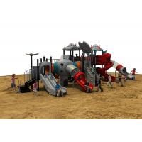 Smart Durable Kids Outdoor Plastic Playgrounds with CE/EN/ASTM/ISO Certificates Manufactures