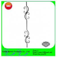 China wrought iron forged metal bar for home decoration on sale