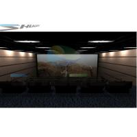 4D Movie Theater Simulator, XD Cinema Film For 50 / 120 Persons Room Manufactures