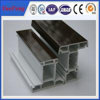 anodized aluminium sliding window systems/powder coating aluminium frame glass window Manufactures