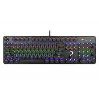 China KG910 Ergonomic Mechanical Gaming Keyboard Blue Switch OEM / ODM Available on sale
