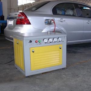 DMC-5 natural gas compressor for car refuel Manufactures