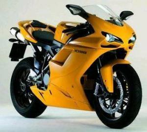 Ducati 1098 Biposto NEW Manufactures
