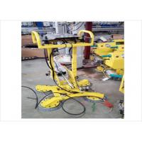 China Industrial Glass Vacuum Lifter 150-260kg Sucking Weight 90 Degree Turning Angle on sale