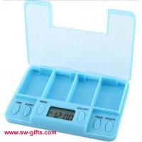 Portable Digital Pill Tablet Medicine Box Alarm Best Selling New Design Compartments Box Manufactures
