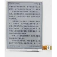 ED060SCE PVI EPD E Ink LCD Display For Nook 2 Kobo N905 Sony T1 / T2 E Book Reader Manufactures