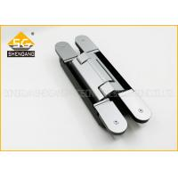 Tectus 3D Adjustable Hidden Invisible German Hinges 180 Degree For Door / Window Manufactures
