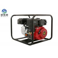 Electric Small Gas Engine Water Pumps , 2 Stroke 3 Inch Petrol Water Pump Manufactures