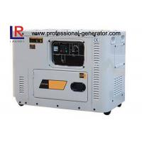 Electric Small Home Use Diesel Powered Generator , 3000RPM CE Certificate Manufactures